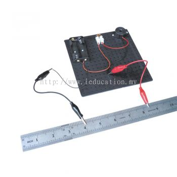 ITKH-033 Penghasilan Projek Ujikaji Pengaliran Cas Elektrik (set of 40)