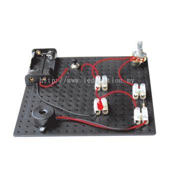 ITKH-038 Projek Elektrik Membuat Loceng Pintu (set of 40)