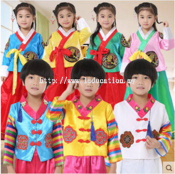 Korean Dance Costume - Pre Order