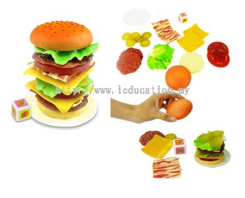 K1953 Balancing Stacking Burger Game*