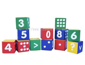 XLA546 Figure Block 12/set