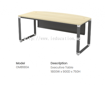 OMB180A Executive Table