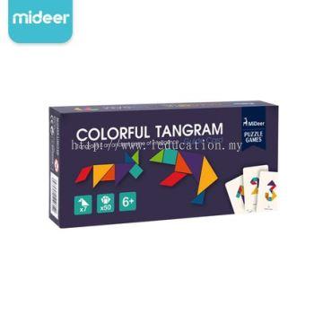 MD1035 Mideer Colorful Tangram