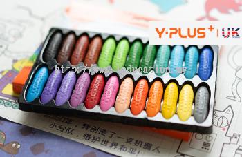 NW2950 Y-Plus Peanut Crayon - 24 Color