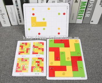 NW2951 L-Shape Intelligence Puzzle