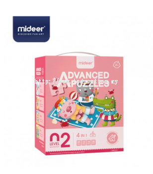 MD3101 Mideer Avanced Puzzle Level 2