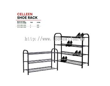 *SR3 CELLEEN Shoe Rack ( 3 Tier )