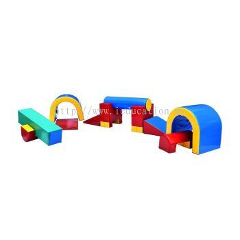 XPS24003(11) Soft Gym Set (11/Set)