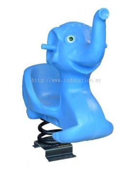 Spring Rider - Elephant
