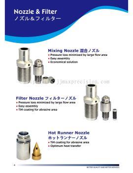 Nozzle & Filter