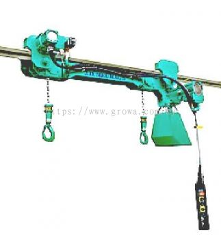JDN Big Bag Handling Air Hoist