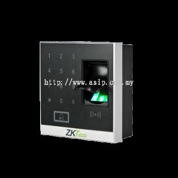 X8s. ZKTeco Innovative Biometric Fingerprint Reader for Access Control Applications