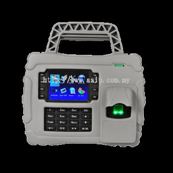 S922. ZKTeco Waterproof, Dust proof and Shockproof Portable Fingerprint Time Attendance Terminal
