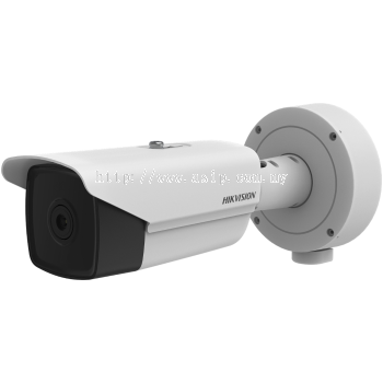 DS-2TD2117-10/PI. Hikvision Thermal Network Bullet Camera. #ASIP Connect