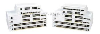 CBS250-24PP-4G-UK. Cisco CBS250 Smart 24-port GE, Partial PoE, 4x1G SFP. #ASIP Connect