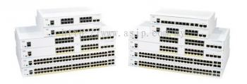 CBS250-8PP-E-2G-UK. Cisco CBS250 Smart 8-port GE, Partial PoE, Ext PS, 2x1G Combo Switch
