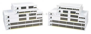 CBS350-48FP-4G-UK. Cisco CBS350 Managed 48-port GE, Full PoE, 4x1G SFP Switch. #ASIP Connect