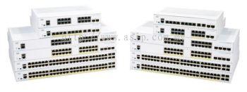 CBS350-8P-E-2G-UK. Cisco CBS350 Managed 8-port GE, PoE, Ext PS, 2x1G Combo Switch