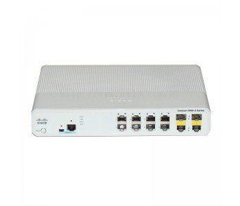 WS-C2960C-8TC-L. Cisco Catalyst 2960C Switch 8 FE, 2 x Dual Uplink, Lan Base. #ASIP Connect