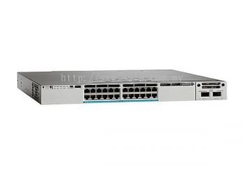 WS-C3850-24XU-S. Cisco Catalyst 3850 24 mGig Port UPoE IP Base. #ASIP Connect