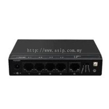 SG5-M. PVE 5-Port Full Gigabit Network Switch. #ASIP Connect