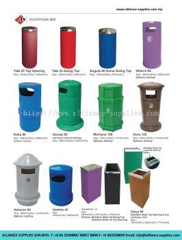 Polyethylene Bins