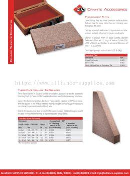 STARRETT Granite Accessories