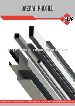 Bazaar Aluminium Profile