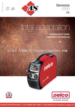SELCO Genesis 2200 RC