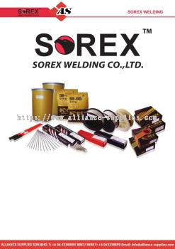 27.18 SOREX Welding Consumables
