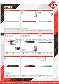 YATO Electric Glue Gun / PVC Plastic Pipe Welder / Desoldering Pump / Digital Voltage Tester