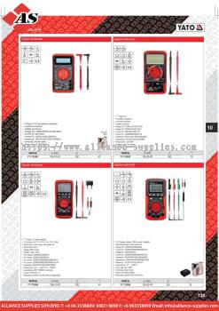 YATO Digital Multimeter