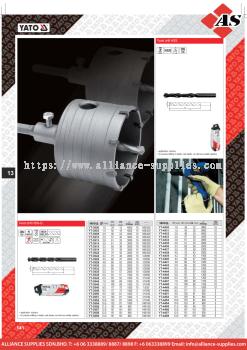 YATO Twist Drill HSS / Twist Drill HSS-G