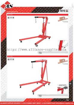 YATO Shop Crane