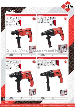 YATO Impact Drill