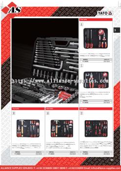 7.03 YATO Tool Sets