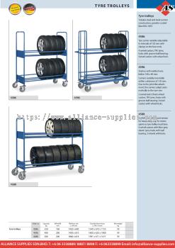 11.33 Tyre Trolleys