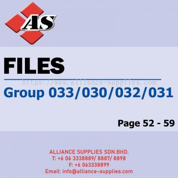 Files - Diamond / Engineers / Milled Tooth & Rasps / Needle / Riffler (Group 033/030/032/031)