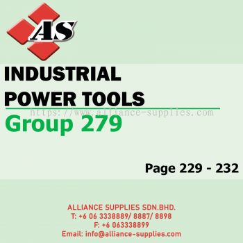 Industrial Power Tools (Group 279)