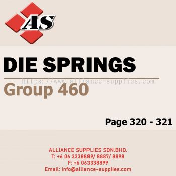 Die Springs (Group 460)