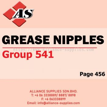 Grease Nipples (Group 541)