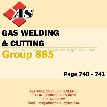 Gas Welding & Cutting (Group 885)