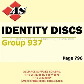 Identity Discs (Group 937)