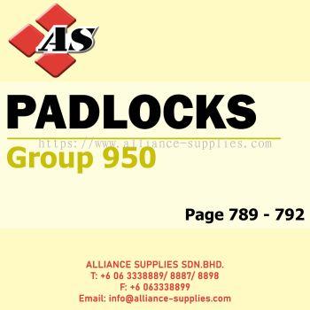Padlocks (Group 950)