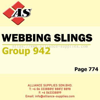 Webbing Slings (Group 942)