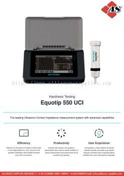 PROCEQ Equotip 550 UCI