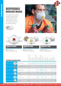 JSP Disposable Moulded Masks