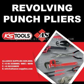 KS TOOLS Revolving Punch Pliers