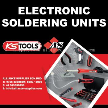 KS TOOLS Electronic Soldering Units