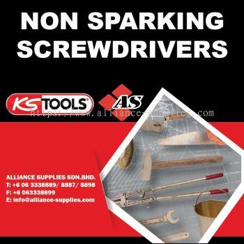 KS TOOLS Non Sparking Screwdrivers